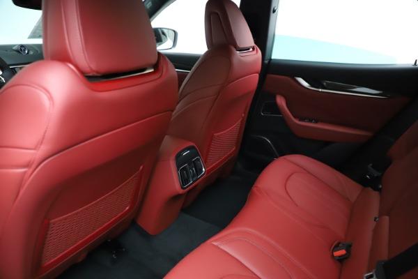New 2021 Maserati Levante Q4 GranSport for sale $96,235 at Bugatti of Greenwich in Greenwich CT 06830 17