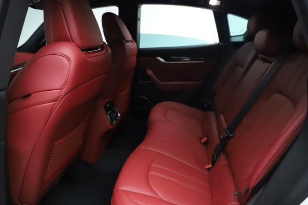 New 2021 Maserati Levante Q4 GranSport for sale $96,235 at Bugatti of Greenwich in Greenwich CT 06830 18