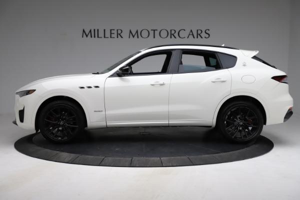 New 2021 Maserati Levante Q4 GranSport for sale $96,235 at Bugatti of Greenwich in Greenwich CT 06830 3