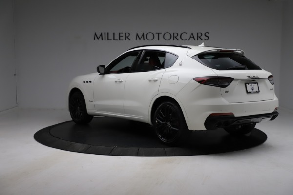 New 2021 Maserati Levante Q4 GranSport for sale $96,235 at Bugatti of Greenwich in Greenwich CT 06830 4