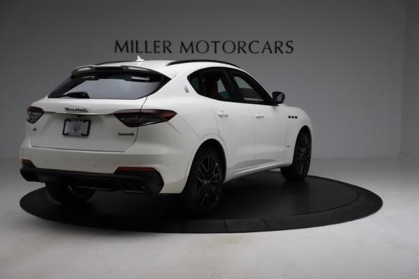 New 2021 Maserati Levante Q4 GranSport for sale $96,235 at Bugatti of Greenwich in Greenwich CT 06830 7