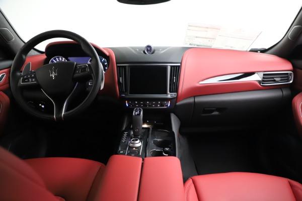 New 2021 Maserati Levante Q4 for sale Call for price at Bugatti of Greenwich in Greenwich CT 06830 16