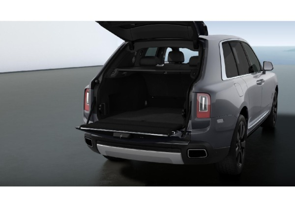 New 2021 Rolls-Royce Cullinan for sale Call for price at Bugatti of Greenwich in Greenwich CT 06830 4