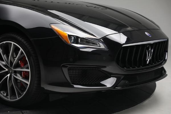 New 2021 Maserati Quattroporte S Q4 for sale $119,589 at Bugatti of Greenwich in Greenwich CT 06830 13