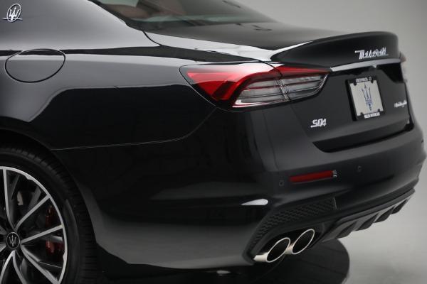New 2021 Maserati Quattroporte S Q4 for sale $119,589 at Bugatti of Greenwich in Greenwich CT 06830 14