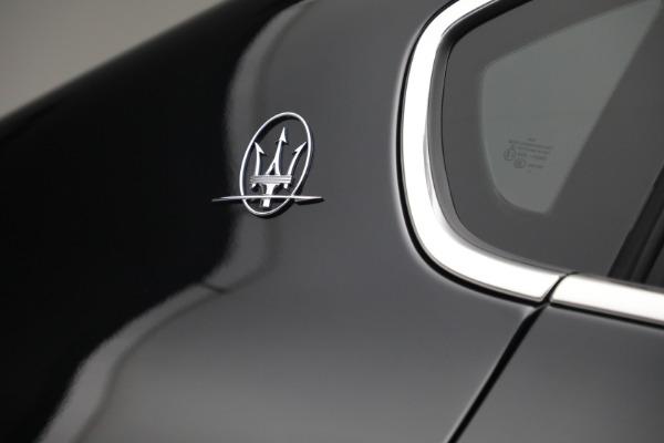 New 2021 Maserati Quattroporte S Q4 for sale $119,589 at Bugatti of Greenwich in Greenwich CT 06830 15