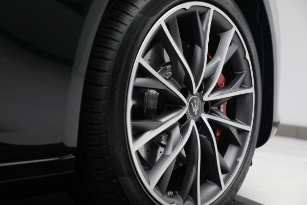 New 2021 Maserati Quattroporte S Q4 for sale $119,589 at Bugatti of Greenwich in Greenwich CT 06830 16