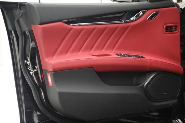 New 2021 Maserati Quattroporte S Q4 for sale $119,589 at Bugatti of Greenwich in Greenwich CT 06830 17