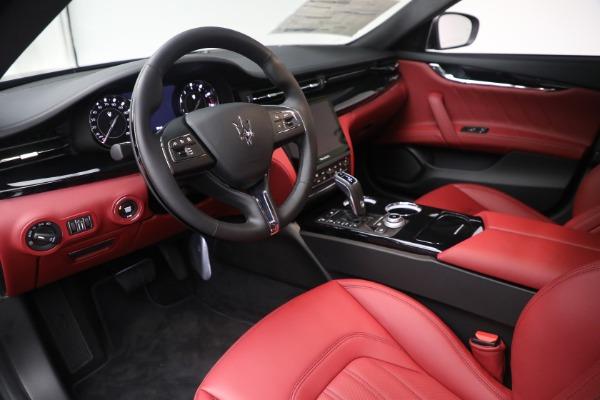 New 2021 Maserati Quattroporte S Q4 for sale $119,589 at Bugatti of Greenwich in Greenwich CT 06830 18
