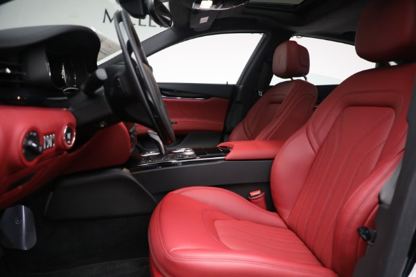 New 2021 Maserati Quattroporte S Q4 for sale $119,589 at Bugatti of Greenwich in Greenwich CT 06830 19