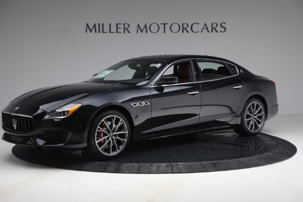 New 2021 Maserati Quattroporte S Q4 for sale $119,589 at Bugatti of Greenwich in Greenwich CT 06830 2