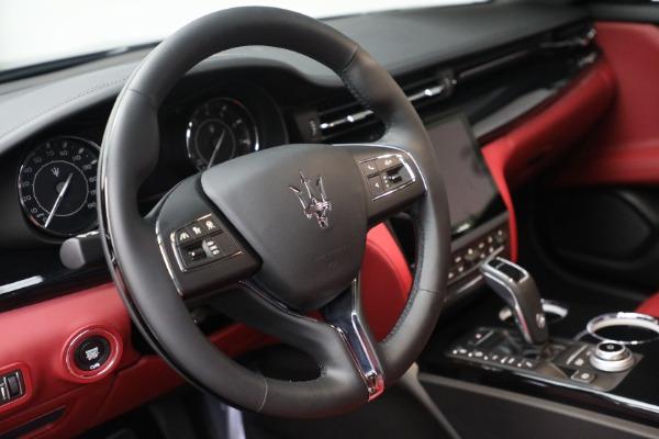 New 2021 Maserati Quattroporte S Q4 for sale $119,589 at Bugatti of Greenwich in Greenwich CT 06830 23