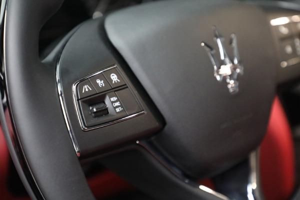 New 2021 Maserati Quattroporte S Q4 for sale $119,589 at Bugatti of Greenwich in Greenwich CT 06830 24