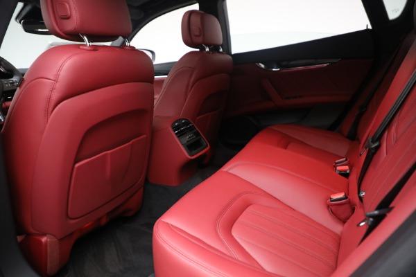 New 2021 Maserati Quattroporte S Q4 for sale $119,589 at Bugatti of Greenwich in Greenwich CT 06830 27