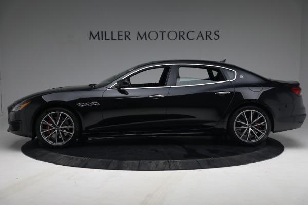 New 2021 Maserati Quattroporte S Q4 for sale $119,589 at Bugatti of Greenwich in Greenwich CT 06830 3