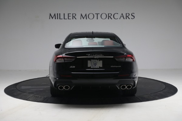 New 2021 Maserati Quattroporte S Q4 for sale $119,589 at Bugatti of Greenwich in Greenwich CT 06830 6