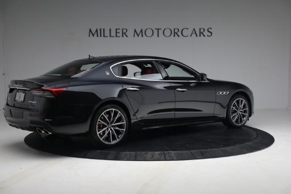 New 2021 Maserati Quattroporte S Q4 for sale $119,589 at Bugatti of Greenwich in Greenwich CT 06830 8