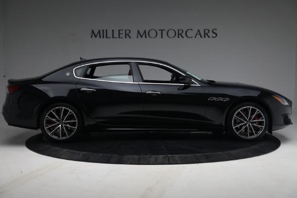 New 2021 Maserati Quattroporte S Q4 for sale $119,589 at Bugatti of Greenwich in Greenwich CT 06830 9