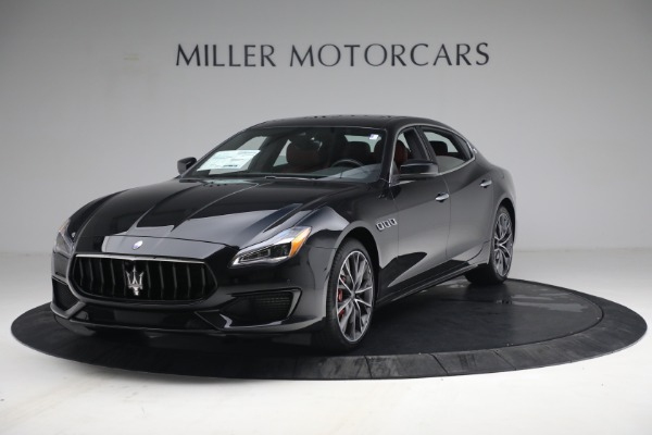 New 2021 Maserati Quattroporte S Q4 for sale $119,589 at Bugatti of Greenwich in Greenwich CT 06830 1
