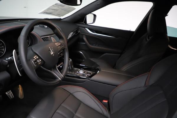 New 2021 Maserati Levante Q4 GranSport for sale $92,735 at Bugatti of Greenwich in Greenwich CT 06830 14