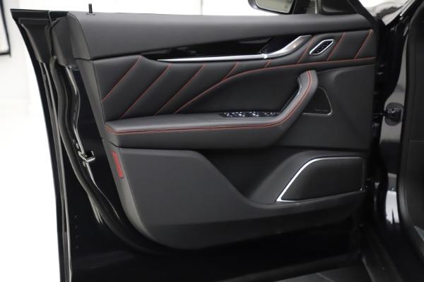 New 2021 Maserati Levante Q4 GranSport for sale $92,735 at Bugatti of Greenwich in Greenwich CT 06830 17