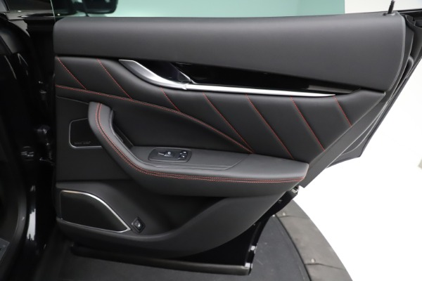 New 2021 Maserati Levante Q4 GranSport for sale $92,735 at Bugatti of Greenwich in Greenwich CT 06830 25