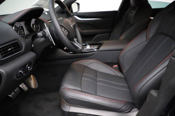 New 2021 Maserati Levante Q4 GranSport for sale $92,735 at Bugatti of Greenwich in Greenwich CT 06830 16