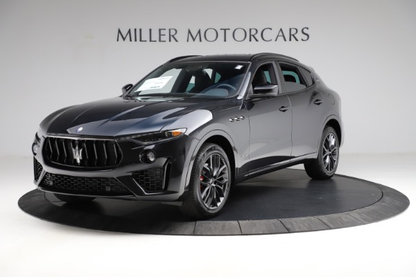 New 2021 Maserati Levante Q4 GranSport for sale $92,735 at Bugatti of Greenwich in Greenwich CT 06830 2