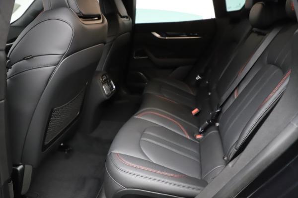 New 2021 Maserati Levante Q4 GranSport for sale $92,735 at Bugatti of Greenwich in Greenwich CT 06830 20