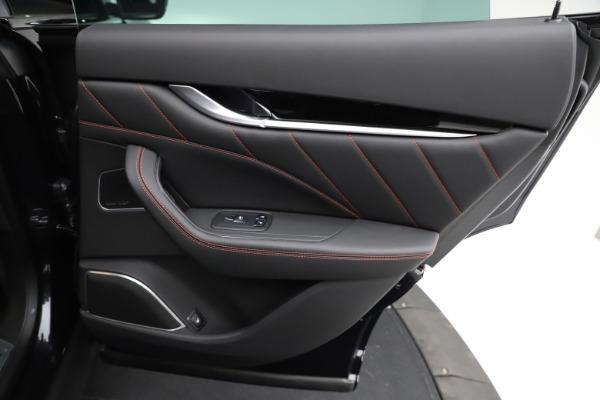 New 2021 Maserati Levante Q4 GranSport for sale $92,735 at Bugatti of Greenwich in Greenwich CT 06830 26