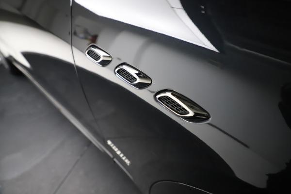 New 2021 Maserati Levante Q4 GranSport for sale $92,735 at Bugatti of Greenwich in Greenwich CT 06830 27