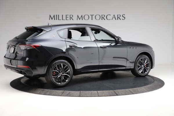 New 2021 Maserati Levante Q4 GranSport for sale $92,735 at Bugatti of Greenwich in Greenwich CT 06830 8