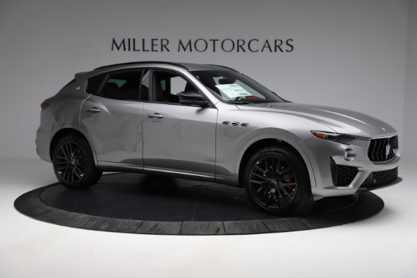 New 2021 Maserati Levante Q4 GranSport for sale $93,685 at Bugatti of Greenwich in Greenwich CT 06830 10
