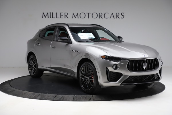 New 2021 Maserati Levante Q4 GranSport for sale $93,685 at Bugatti of Greenwich in Greenwich CT 06830 11