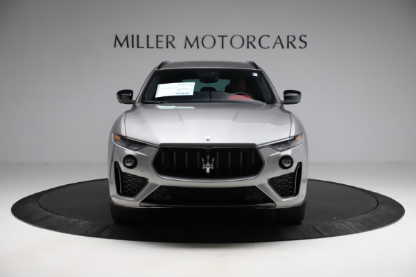 New 2021 Maserati Levante Q4 GranSport for sale $93,685 at Bugatti of Greenwich in Greenwich CT 06830 12