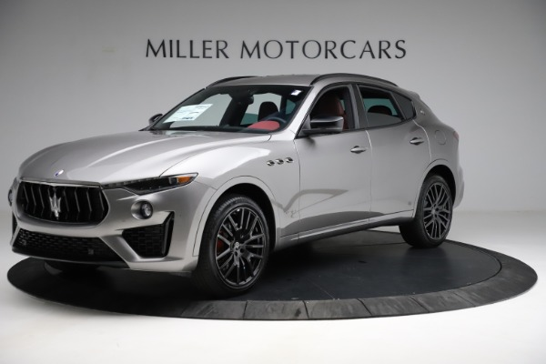 New 2021 Maserati Levante Q4 GranSport for sale $93,685 at Bugatti of Greenwich in Greenwich CT 06830 2