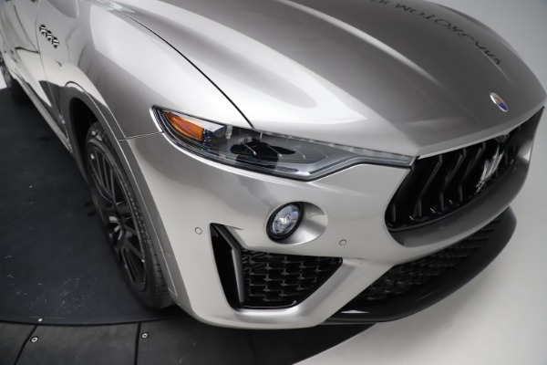 New 2021 Maserati Levante Q4 GranSport for sale $93,685 at Bugatti of Greenwich in Greenwich CT 06830 27