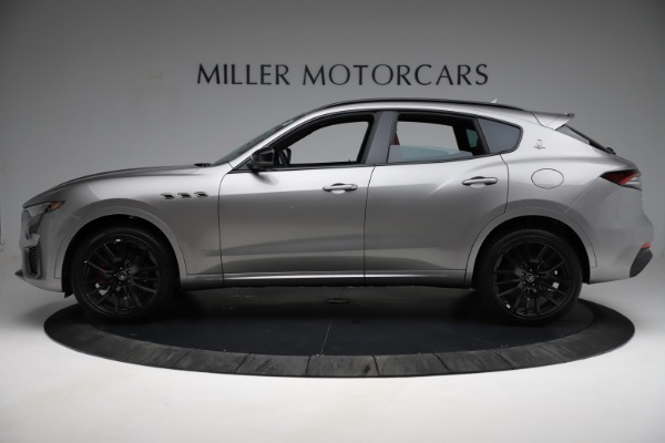 New 2021 Maserati Levante Q4 GranSport for sale $93,685 at Bugatti of Greenwich in Greenwich CT 06830 3