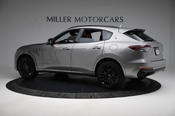 New 2021 Maserati Levante Q4 GranSport for sale $93,685 at Bugatti of Greenwich in Greenwich CT 06830 4