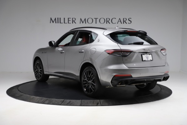 New 2021 Maserati Levante Q4 GranSport for sale $93,685 at Bugatti of Greenwich in Greenwich CT 06830 5