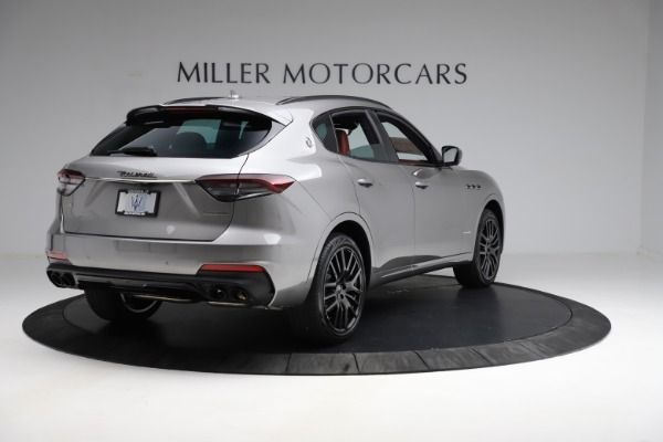New 2021 Maserati Levante Q4 GranSport for sale $93,685 at Bugatti of Greenwich in Greenwich CT 06830 7
