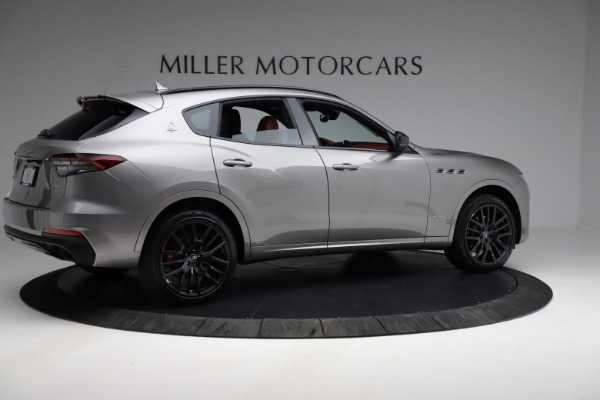 New 2021 Maserati Levante Q4 GranSport for sale $93,685 at Bugatti of Greenwich in Greenwich CT 06830 8