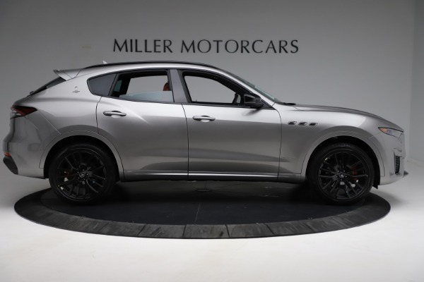 New 2021 Maserati Levante Q4 GranSport for sale $93,685 at Bugatti of Greenwich in Greenwich CT 06830 9