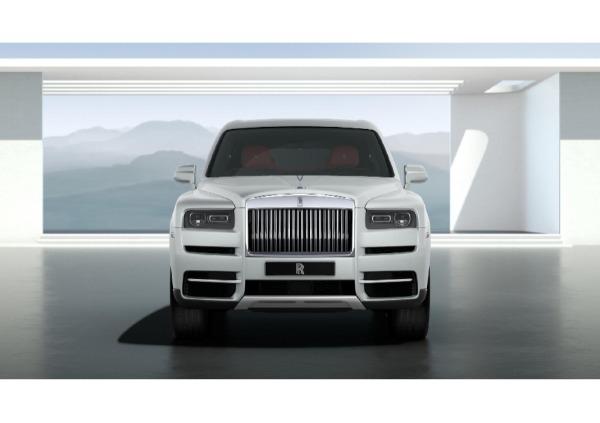 New 2021 Rolls-Royce Cullinan for sale Sold at Bugatti of Greenwich in Greenwich CT 06830 2