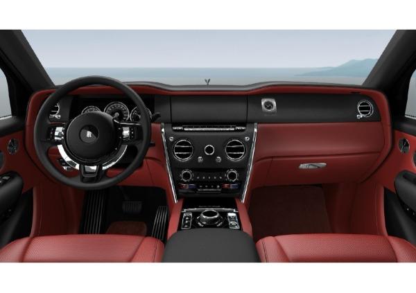 New 2021 Rolls-Royce Cullinan for sale Sold at Bugatti of Greenwich in Greenwich CT 06830 5