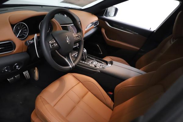 New 2021 Maserati Levante Q4 GranSport for sale $91,385 at Bugatti of Greenwich in Greenwich CT 06830 14