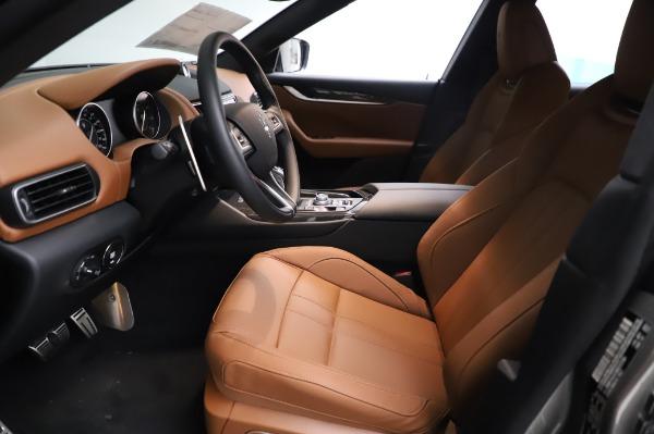 New 2021 Maserati Levante Q4 GranSport for sale $91,385 at Bugatti of Greenwich in Greenwich CT 06830 15