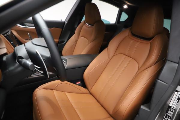 New 2021 Maserati Levante Q4 GranSport for sale $91,385 at Bugatti of Greenwich in Greenwich CT 06830 16