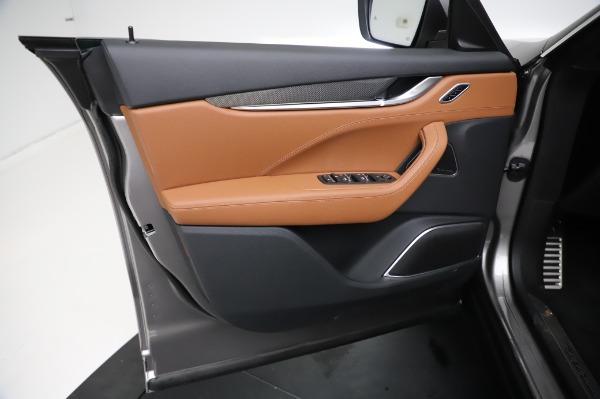 New 2021 Maserati Levante Q4 GranSport for sale $91,385 at Bugatti of Greenwich in Greenwich CT 06830 18
