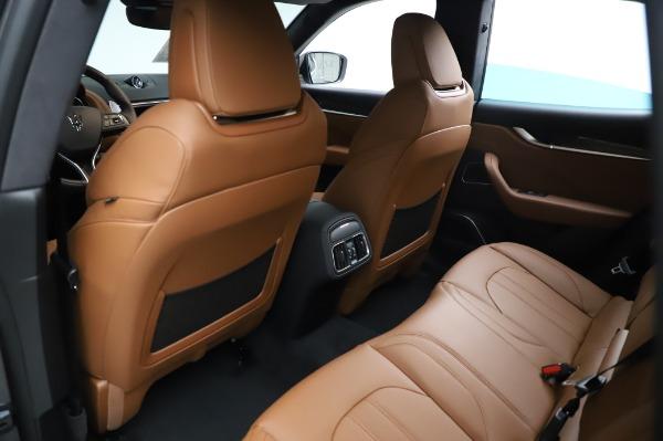 New 2021 Maserati Levante Q4 GranSport for sale $91,385 at Bugatti of Greenwich in Greenwich CT 06830 19